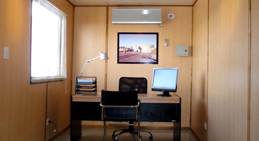 Oficinas | Módulos Habitacionales | Containers Mendoza S.A.