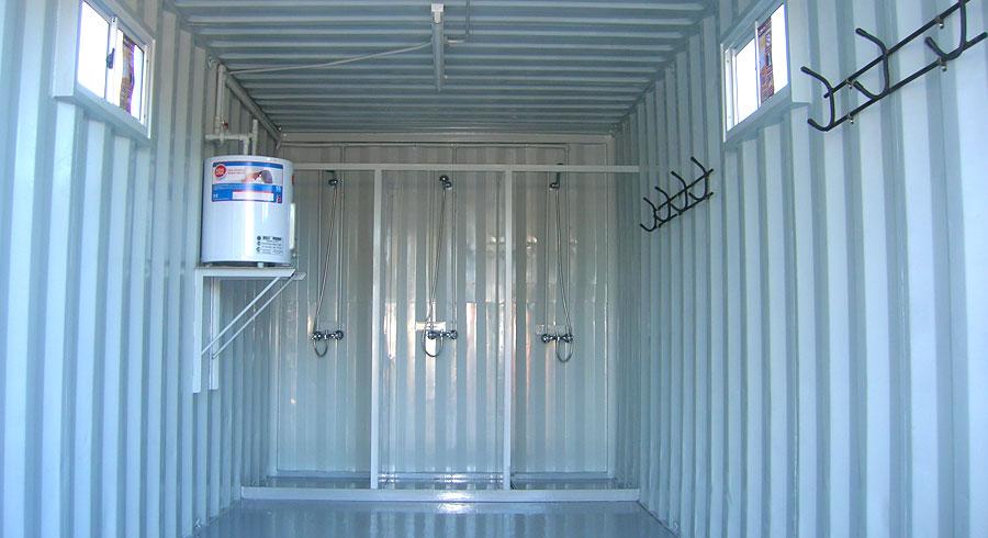 Vestidores M 243 Dulos Habitacionales Containers Mendoza S A